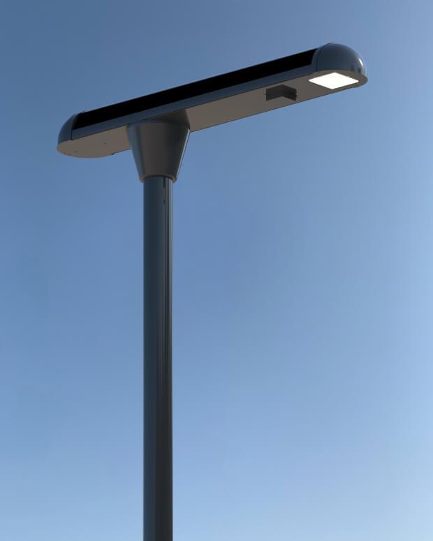 Solar street light 163s